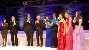 Three finalists received a 2.000 euro prize each.