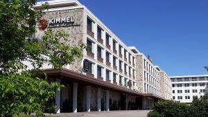 Hotelli Kimmelin rakennus.