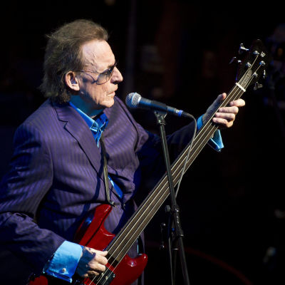 Cream-basisten Jack Bruce är död.