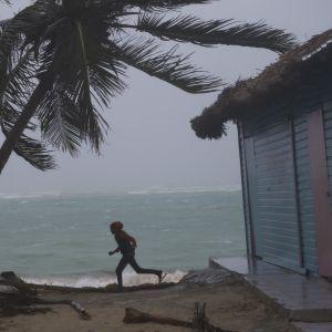 Orkanen Maria