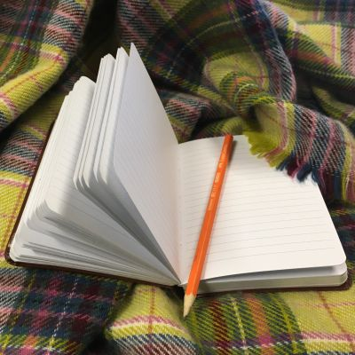En dagbok med tomma sidor