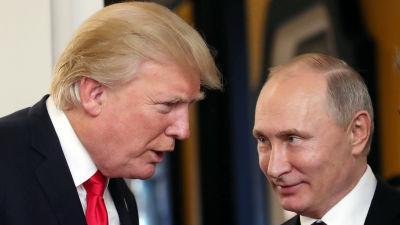 Putin hotar straffa ny usa lag