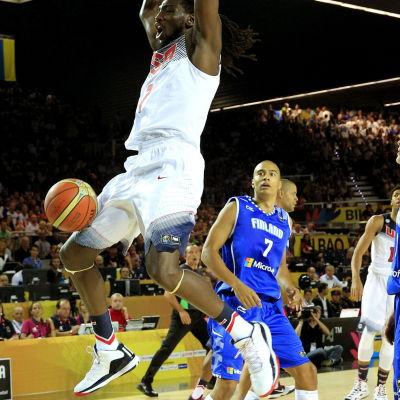 Basketball, USA, VM 2014