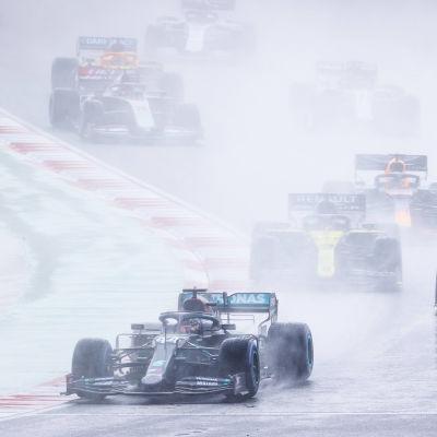 Formel 1 i Turkiet.