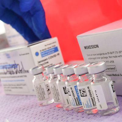 Johnson & Johnsons vaccin.
