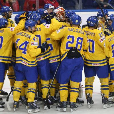 Sverige vinner igen.