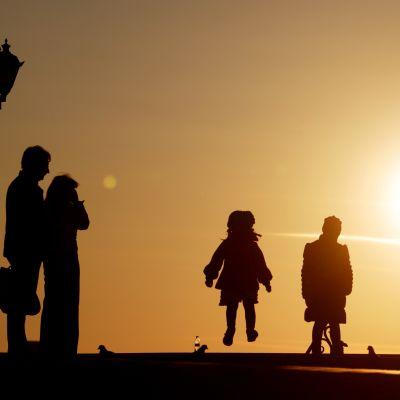 Strandpromenaden i Sevastopol