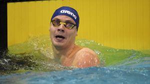 Ari-Pekka Liukkonen lyckades inte ta någon medalj i EM.