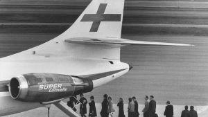 flygplan, Super Caravelle