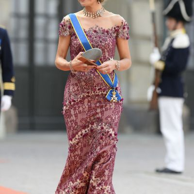 Drottning Maxima, Nederländerna