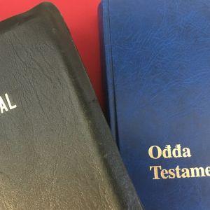 saamenkielinen raamattu ja Uusi Testamentti