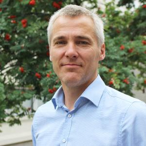 Riksdagsledamot Anders Adlercreutz