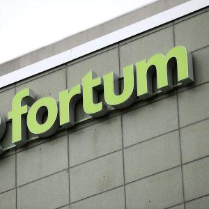Fortums logo.