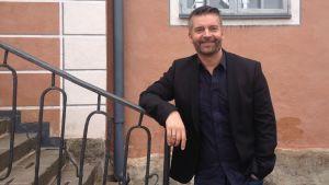 Matthias Pinstcher är konstnärlig ledare för Avanti-orkesterns festival i Borgå 2015.