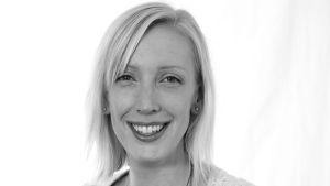 Moderaternas partisekreterare Sofia Arkelsten