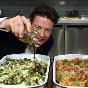 Kändiskocken Jamie Oliver