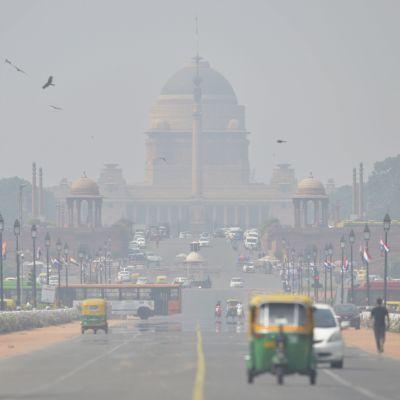 Dimma i New Delhi.