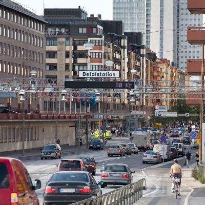 Skanstullbron i Stockholm