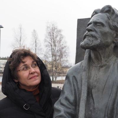Satu Kokkonen, Karjalaisen Kulttuurin Edistämissäätiön tominnanjohtaja