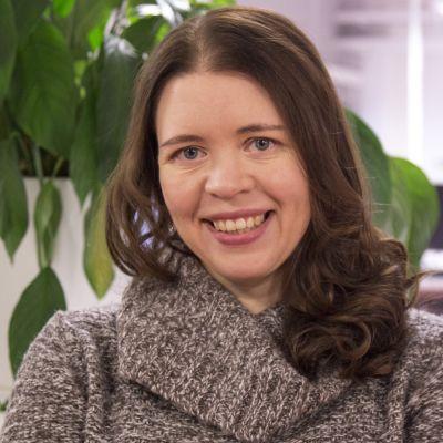 Kansanedustaja Anna Kontula