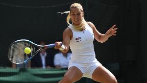 Dominika Cibulkova i Wimbledon 2016.
