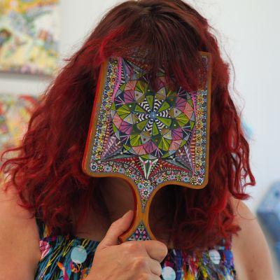 Vuoden 2020 ITE-taiteilija työskentelee Ilomantsissa kylätaiteilijana