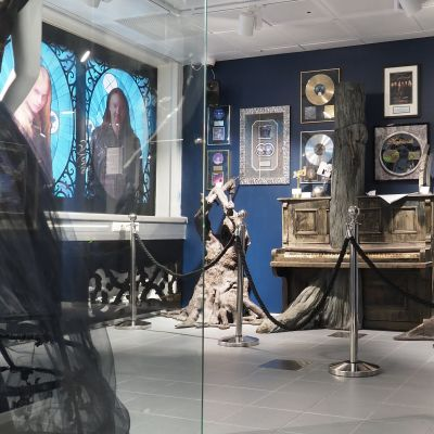 Nightwish-keskus on avattu Kiteelle