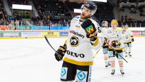Jani Hakanpää firar
