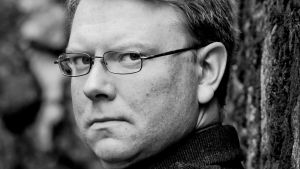Rikoskomisario, kirjailija Mikko Porvali