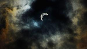 Solförmörkelse 22.08.2017