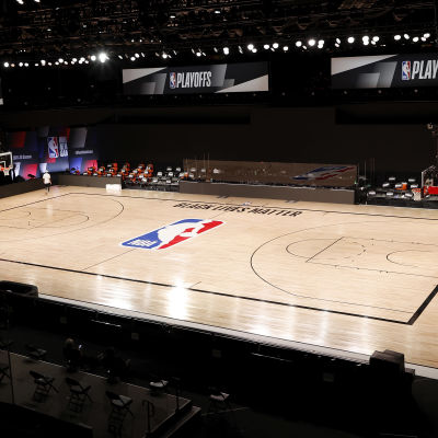 Milwaukee Bucks intog inte spelplanen i NBA-slutspelet på onsdagen.
