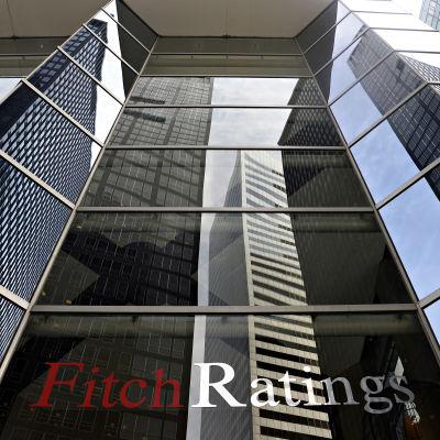 Luottoluokituslaitos Fitch Ratingsin toimisto New Yorkissa.