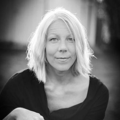 Charlotta Svenskberg är mediespråkvårdare vis Svensk presstjänst.