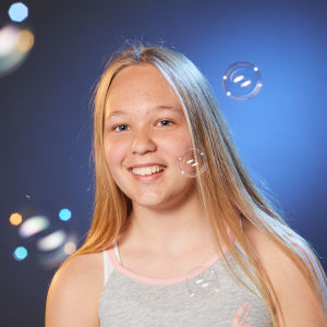 MGP finalisti Smilla Påvall