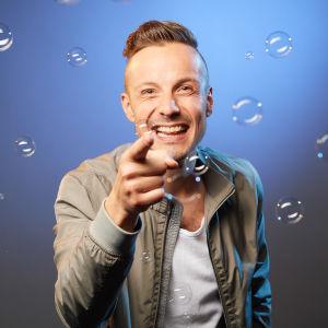 Programledare Jontti MGP 2017