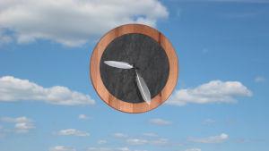 kello taivaalla