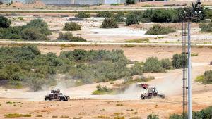 Den irakiska armén säger sig ha befriat den sista IS-kontrollerade statdsdelen i Falluja, som föll utan att jiahdisterna avfyrade ett enda skott
