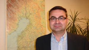 Pekka Hokkanen är expert på strukturomvandling