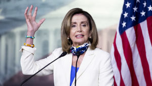 Representanthuset stalman Nancy Pelosi