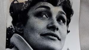 Eva Vikstedt 1960-luvulla