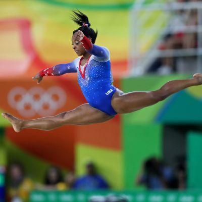 Simone Biles, OS 2016.