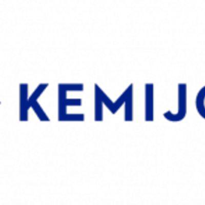 Kemijoki Oy:n uusi logo