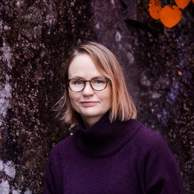Maria Grundvall.