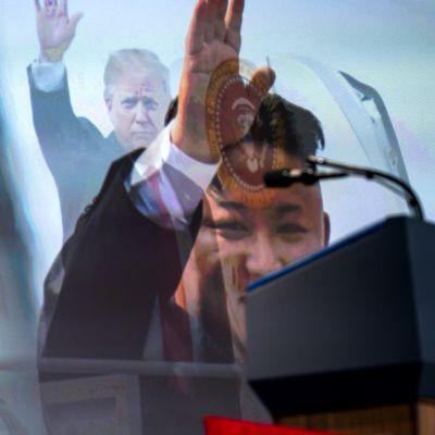 Tällainen on Valkoisen talon julkaisema mahtipontinen Pohjois-Korea -video