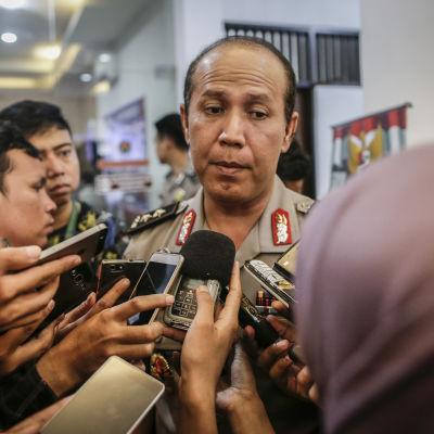 Talespersonen för den nationella polisen i Indonesien, Roy Rafli Amar, säger att Santoso med 90 procents säkerhet har dött.