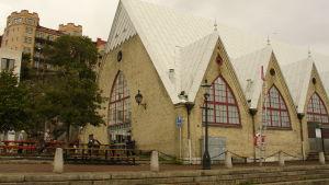 Feskekörka kalahalli Göteborgissa, Ruotsi