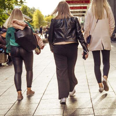 Tre vänner