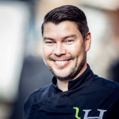 porträtt bild på Johan Hellsten