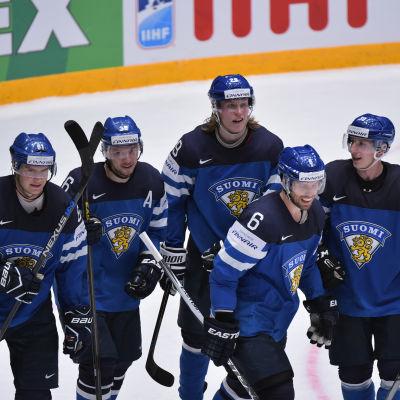 Finland har tagit 18 poäng av 18 möjliga hittills i VM.