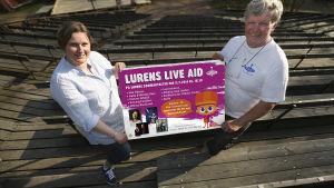 Lurens Live Aid